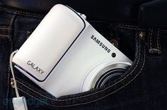 Setting aside the smartphone: two weeks with Samsung's Galaxy Camera