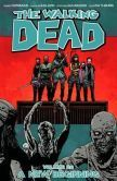 The Walking Dead, Volume 22: A New Beginning by Robert Kirkman.   Please click on the book jacket to check availability or place a hold @ Otis.