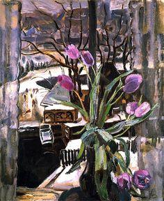 "bofransson: "" Still life with flowers, Jan Sluyters """