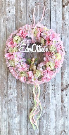 Sugar Art, Grapevine Wreath, Grape Vines, Decoupage, Floral Wreath, Sweet Home, Easter, Spring, Inspiration