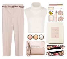"""""""I Can Smell The Spring"""" by justkejti ❤ liked on Polyvore featuring Zara, BCBGMAXAZRIA, Roger Vivier, Givenchy, By Terry, Marc Jacobs, Show Beauty, women's clothing, women and female"""