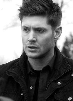 Jensen Ackles as Dean Winchester on Supernatural ♡ u