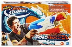 Nerf Super Soaker Hydrostorm in Water Guns, Blasters & Soakers. Hush Hush, Nerf, Product Launch, Strand, Gun, Target, Amazon, Birds, Do Your Thing