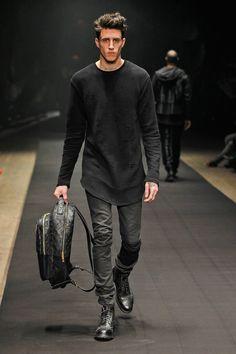 En Noir Fall/Winter 2014 | New York Fashion Week