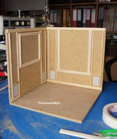 1 million+ Stunning Free Images to Use Anywhere Dollhouse Miniature Tutorials, Miniature Rooms, Miniature Crafts, Miniature Houses, Diy Dollhouse, Dollhouse Miniatures, Dollhouse Melanie, Doll Furniture, Dollhouse Furniture