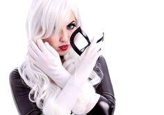 Black Cat unmasked. Beautiful cosplay! - 11 Black Cat Cosplays