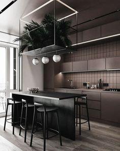 Complete your kitchen with the VIGO Kitchen Faucet Decor, House Design, Room Design, Interior, House Interior, Modern Kitchen Design, Interior Design, Kitchen Sets, Kitchen Design