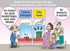Bolsa Família dá mais verba que fundo de participação