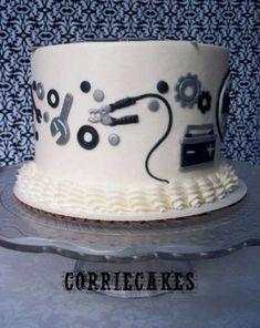 Best 25+ Mechanic cake ideas on