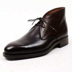 Round Toe Genuine Leather Shoes - Exclusive Men's World Ankle Shoes, Men's Shoes, Exclusive Shoes, Minimalist Wallet, Mans World, Leather Shoes, Oxford Shoes, Brown, Toe