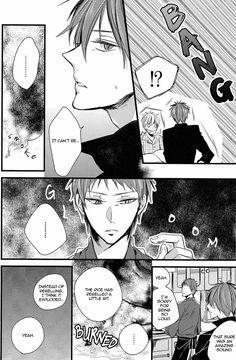 Akashi Kuroko, Akakuro, Kuroko's Basketball, Kuroko No Basket, Doujinshi, Anime Stuff, Manga Art, Crossover, Haikyuu