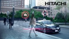 """Cities """"THE FUTURE IS OPEN TO SUGGESTIONS"""" - 30 sec. - Hitachi"""