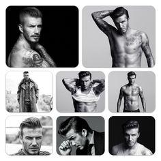 Evolution of David Beckham Hairstyle!!