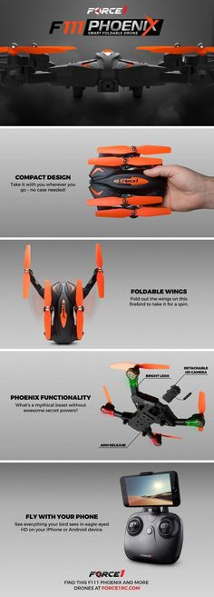 A drone, also known as an unmanned aerial vehicle (UAV) as well as many other names, is a device that will fly without the use of a pilot or anyone on board. Folding Drone, Buy Drone, Drone Diy, Innovation, Latest Drone, Phantom Drone, Foldable Drone, Pilot, Remote Control Drone