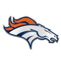 Logo Auto Emblem - Denver Broncos