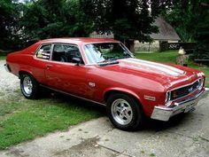 '73-'74 Nova SS