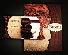broma - identity & packaging - college project