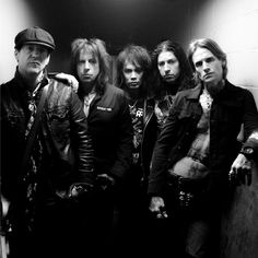 Buckcherry Confirm Additional Headlining Tour Dates & Festival Appearances In Support Of 'Confessions' CD