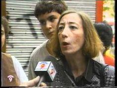 Manifestaciones Barrio Malvarrosa año 1991 Parte 2 de 4