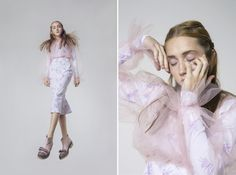 LES` by Lesia Paramonova www.les-store.com  photo- Natali Do model- Maria Afanasyeva and Alisa
