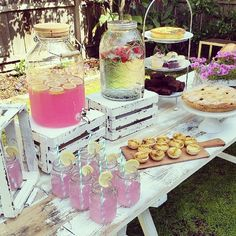 Flicking through phone images of our photoshoot last week - bring on Summer! #sweet_studios #drinkdispensers #countrymasonjars #summer #Australianchristmas #gardenparty #melbournepartyhire