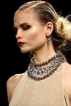 diamond dangly earrings diamond necklace natasha poly