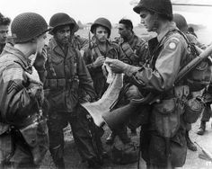82nd Airborne Paratroopers #WW2 #History @U.S. Army