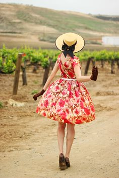 Vintage Spring Style
