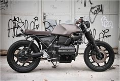 Custom BMW K75, by Moto Sumisura