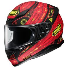Shoei RF-1200 Vessel TC-1 Helmet