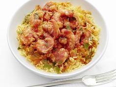 Home-Style Shrimp Curry