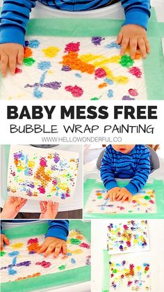 614 Best Creative Activities For Babies Images On Pinterest In 2019