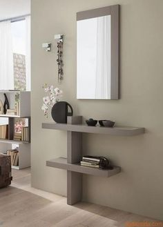 33+ Ideas For Wall Shelves Entryway Hooks #wall