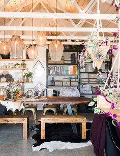 An inside look at the boutique design and homeware store Studio Black