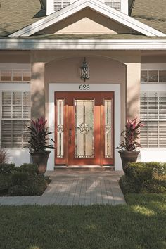 Home Value Boosting Tips With Decorative Door Glass. Update Your Existing Front  Door With Decorative