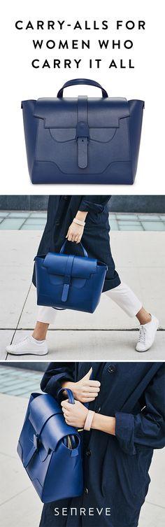 0debd8956e97 Meet SENREVE, the perfect handbag line for women who do it all. Fashion Bags
