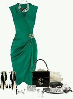 Me encanta este vestido