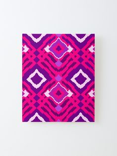 Playful Cute and Bold Pink and Purple Girly Artwork Print Mounted Print    #artwork #girly #canvas #print #pink #purple #home #decor Copper Wall Art, Abstract Metal Wall Art, Abstract Canvas Art, Pink Wall Clocks, Pink Wall Art, Artwork Prints, Canvas Prints, Pink Home Decor, Pink Throw Pillows