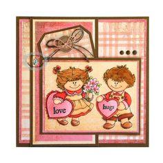 The Robyn's Fetish Challenge #302 - Valentine Cards
