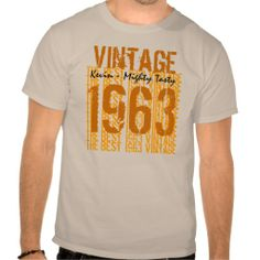 >>>Smart Deals for          	50th Birthday Gift Best 1963 Vintage V009A T Shirt           	50th Birthday Gift Best 1963 Vintage V009A T Shirt today price drop and special promotion. Get The best buyThis Deals          	50th Birthday Gift Best 1963 Vintage V009A T Shirt Here a great deal...Cleck See More >>> http://www.zazzle.com/50th_birthday_gift_best_1963_vintage_v009a_t_shirt-235214305822840519?rf=238627982471231924&zbar=1&tc=terrest