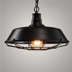 Cheap pendant lights, Buy Quality iron pendant light directly from China restaurant lights Suppliers: Vintage Industry Iron Pendant Lights Lamp Holder Coffee House/Dining Hall/Club/Dining Room/Restaurant Lighting Dining Room Light Fixtures, Hanging Light Fixtures, Kitchen Fixtures, Kitchen Lighting, Hanging Lamps, Modern Pendant Light, Pendant Lights, Pendant Lamps, Chandelier Lighting