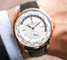 Girard-Perregaux 1966 WW.TC Self-winding mechanical movement Watch #men #watches #watch #accessory #strap