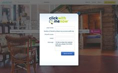 """Meet """"Click With Me Now's"""" Websharing Application"""