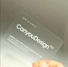 Plastic business cards au choice image card design and card template clear plastic business cards design the design work www 855mm54mm free design transparent pvc business card reheart Images