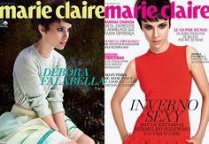 Marie Claire - Junho - Débora Falabella