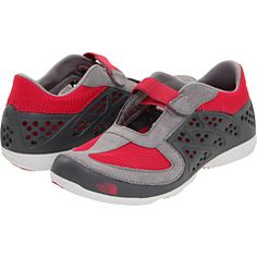 North Face Hydroshock Mary-Janes for rafting and kayaking