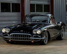 Corvette 61 chevy custom