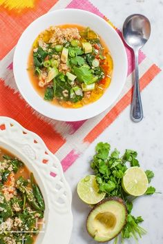 Hemsley and Hemsley Quick Quinoa Stew for vogue.co.uk. Click for recipe