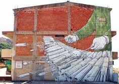 Το 25 πιο δημοφιλή Street Art Κομμάτια του 2014