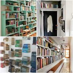Książki w domu | Make Home Prettier